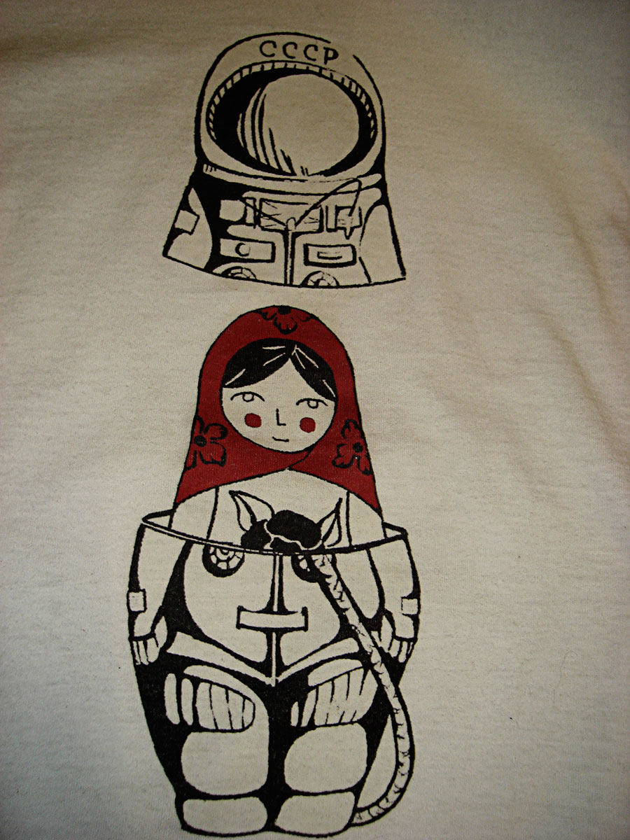 Mariusca Astronauta