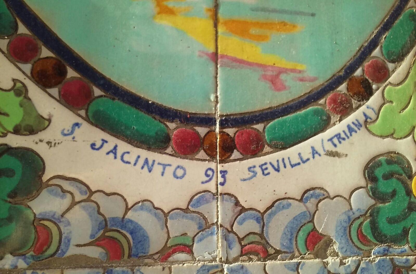Baldosas Sevilla